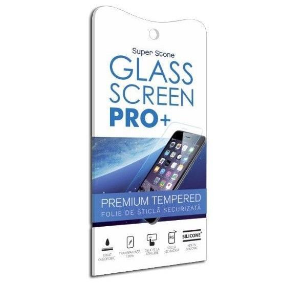 Folie de protectie sticla securizata Super Stone pentru Apple iPhone 4 / 4S