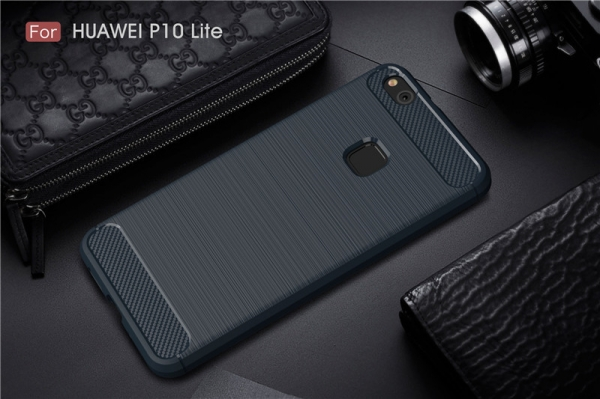 Husa Air Carbon Huawei P10 Lite, Dark Blue