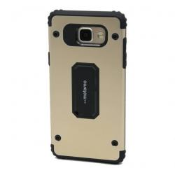 Capac de protectie Samsung Galaxy A3 (2017), Motomo Armor Hybrid, Gold