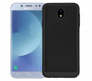 Husa Air cu perforatii Samsung Galaxy J5 (2017), Negru