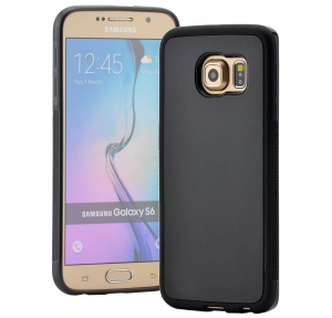 Husa de protectie Anti-Gravity Samsung Galaxy S6, Negru