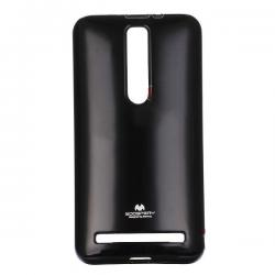 Husa Goospery Jelly Asus ZenFone 2 ZE551ML, Negru
