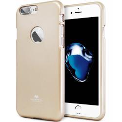 Husa Goospery Jelly iPhone 7 Plus, Gold