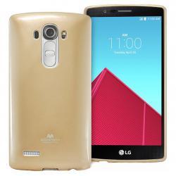 Husa Goospery Jelly LG G4, Gold