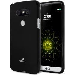 Husa Goospery Jelly LG G5, Negru