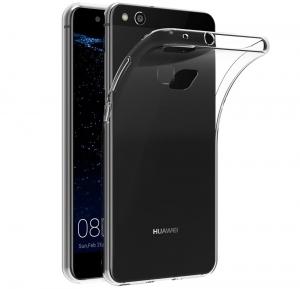 Husa Huawei P10 Lite TPU Slim, Transparent