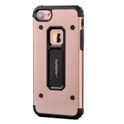 Husa Motomo Armor Hybrid iPhone 7 Plus, Rose Gold