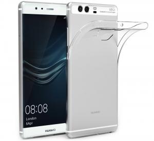 Husa protectie spate TPU Slim Huawei P9, Transparent