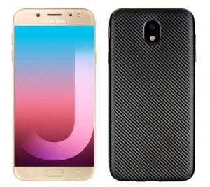 Husa Samsung Galaxy J5 (2017) i-Zore Carbon, Negru