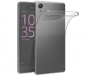 Husa Sony Xperia X Performance TPU Slim, Transparent