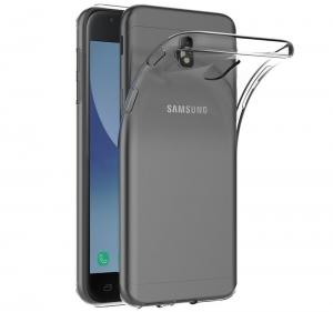 Husa TPU Slim Samsung Galaxy J3 (2017), Transparent