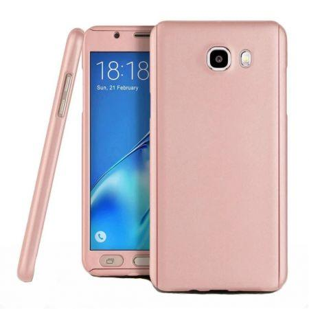 Husa Full Cover 360 Folie Sticla Samsung Galaxy J7 Prime
